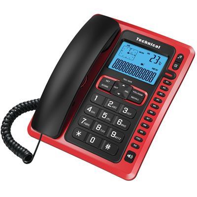 تلفن تکنیکال مدل tec 1076