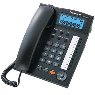 تلفن تکنیکال مدل tec 1072