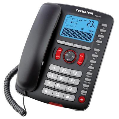 تلفن تکنیکال مدل tec 1090