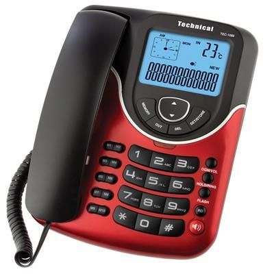 تلفن تکنیکال مدل tec 1088
