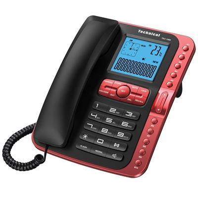 تلفن تکنیکال مدل tec 1086