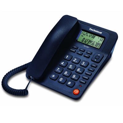 تلفن تکنیکال مدل tec 5857