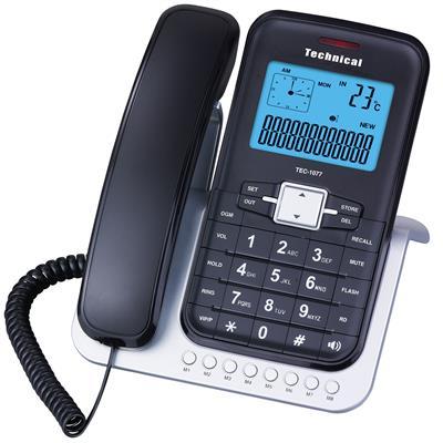 تلفن تکنیکال مدل tec 1077