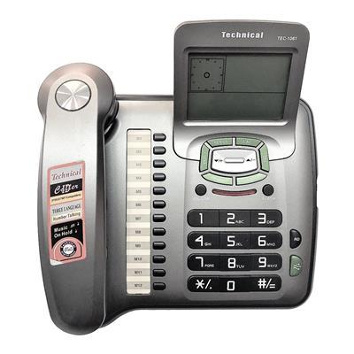 تلفن تکنیکال مدل tec 1061