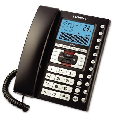 تلفن تکنیکال مدل tec 1080