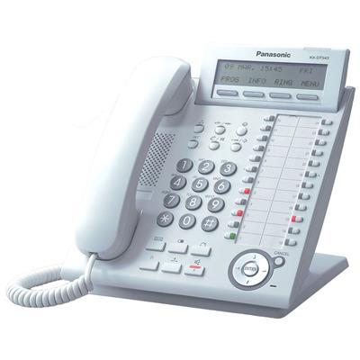 تلفن سانترال پاناسونیک مدل kx dt343