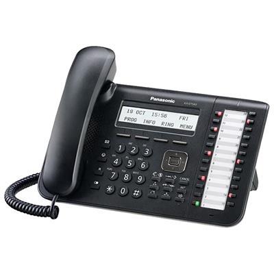 تلفن سانترال پاناسونیک مدل kx dt543