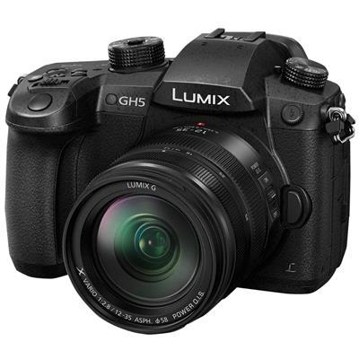 دوربین دیجیتال پاناسونیک مدل Lumix DC-GH5A با همراه لنز 12-35