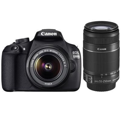 دوربین عکاسی دیجیتال کانن eos 1200d18 55 is ii55 250 is ii