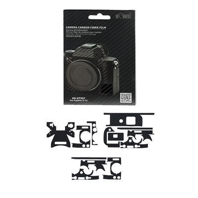 برچسب پوششی کی وی مدل ks xt3cf مناسب برای دوربین عکاسی فوجی فیلم x t3