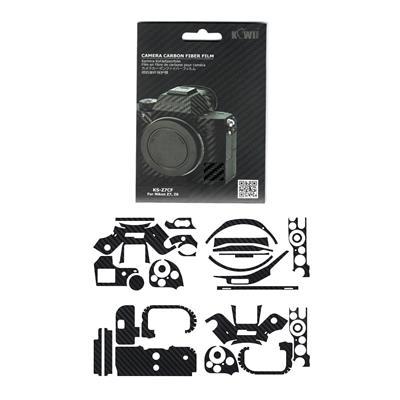 برچسب پوششی کی وی مدل ks z7cf مناسب برای دوربین عکاسی نیکون z7 z6