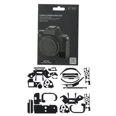 برچسب پوششی کی وی مدل ks rcf مناسب برای دوربین عکاسی کانن eos r