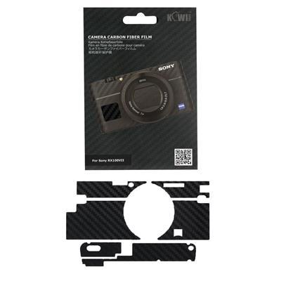 برچسب پوششی کی وی مدل ks rx100viicf مناسب برای دوربین عکاسی سونی rx100vii