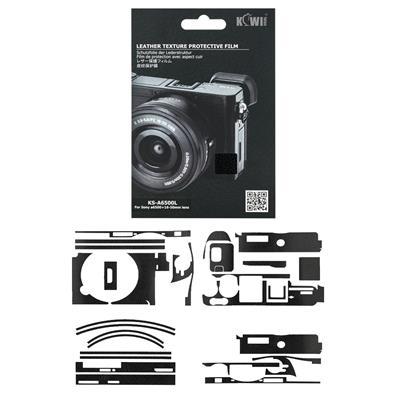 برچسب پوششی کیوی مدل ks a6500l مناسب برای دوربین عکاسی سونی a6500
