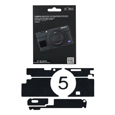 برچسب پوششی کیوی مدل ks rx100vl مناسب برای دوربین عکاسی سونی rx100v