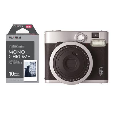 دوربین عکاسی چاپ سریع فوجی فیلم مدل instax mini 90 neo classic به همراه فیلم