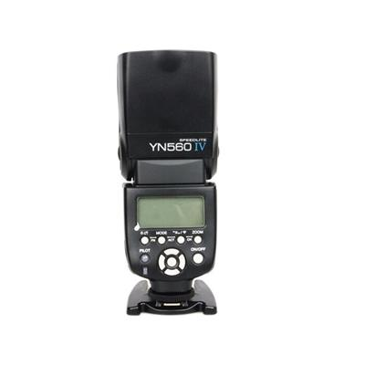 فلاش دوربین یونگنو مدل speedlite yn560 iv