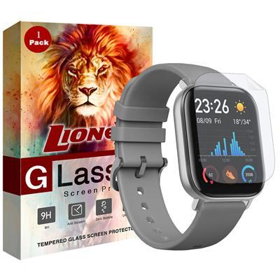 محافظ صفحه نمایش نانو لایونکس مدل fsp مناسب برای ساعت هوشمند شیائومی huami amazfit gts