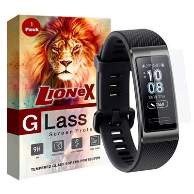 محافظ صفحه نمایش لایونکس مدل fsp مناسب برای ساعت هوشمند هوآوی band 3 3 pro