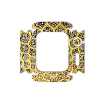 برچسب ماهوت طرح sheikh lotfollah mosque tile مناسب برای ساعت هوشمند اپل watch 3 42mm بسته 2 عددی