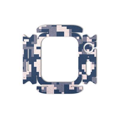 برچسب ماهوت طرح army pixel مناسب برای ساعت هوشمند اپل watch 3 42mm بسته 2 عددی