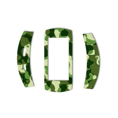 بسته 2 عددی برچسب ماهوت مدل army pattern design مناسب برای ساعت هوشمند samsung gear fit 2 pro